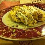 Cappellacci di zucca con ricotta salata e semi di papavero