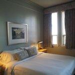 separate king bedroom