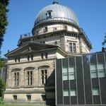 Coupole de l'observatoire