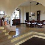 intérieur de villa