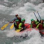 rafting Tongariro