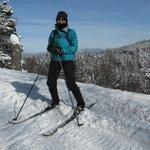 Mt. Washington Auto Road x-cntry ski