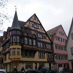 Tubingen town