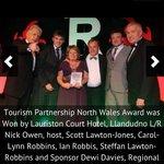 Toursim Partnership Award 2013