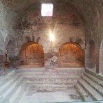 Local attraction - Roman bath house