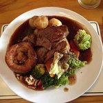Traditional Lamb Roast