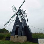 Windmill used to drain fens