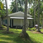 Front of Residence with covered verandah