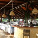 Pool Bar at the Dream Gran Castillo Resort