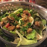 Salade de noix