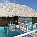Mountain View Bungalow, Four Seasons Resort Bora Bora
