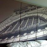 Flinders Street bed