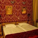 Notre chambre à l'hôtel