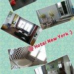 Onze kamer, een 'loft', met eigen dakterras!