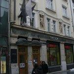 Hostel Tresor facade