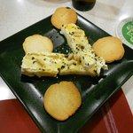 queso de trufa en la jornada de la trufa