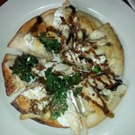 Roasted Chicken Pizza