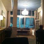 Library dining room at TerraMae