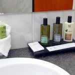 Room #133 - bathroom amenities
