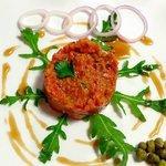 Package Dinner - Beef tartar