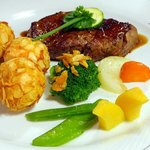 Package Dinner - Beef tournedos