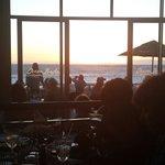Sunset at Ocean Basket
