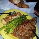 Steak Night at Dub V Pub
