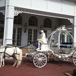 Your carriage awaits!