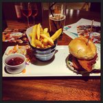Best chicken burger omg :)))
