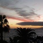 Looking from Playa San Juan towards Gomera