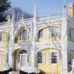 The Wedding Cake House