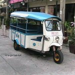 This is a tuk-tuk