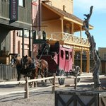 Old Tucson stage ride