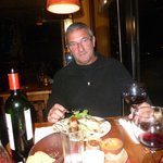 buena comida y buen vino