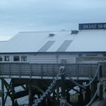 The Boat Shed - go for a drink or dinner