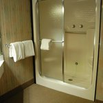Steam shower for two