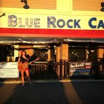 Always a rockin' good time at the Blue Rock Cafe in Hudson!