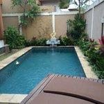 3 bedroom pool villa pool