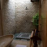 ourdoor shower