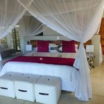 Canopy bed in Impala Lilly