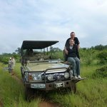 Land Rover newbie trackers