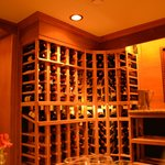 Nook in the wine Cellar