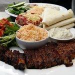 Foto de Monties Revenge Tex Mex Restaurant