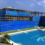 Building works ( no spa or gym