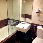 Pretty nice bathroom