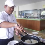 Buffet Breakfast with Standby Chef to cook your omelets