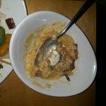 Squash risotto