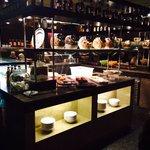 Dessert buffet. Delicious!!!