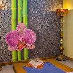 "Thai massage room - SPA-center ""Bali"""
