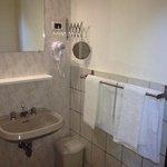 bagno albergo parigi